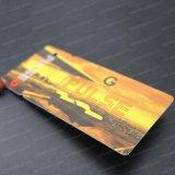 Scheda trasparente piena di plastica di colore RFID di insieme dei membri VIP del PVC