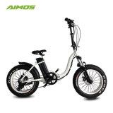 Gros pneu pliant le vélo électrique de neige plié par Ebike pour l'adulte