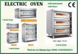 De commerciële Elektrische Gisting van het Roestvrij staal met de Oven van het Baksel