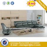 クロム金属フレームの組合せの革オフィスのソファー(HX-CS005)