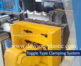 두 배 역 1L 2L PVC는 고속 자동적인 중공 성형 기계를 병에 넣는다