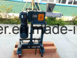 Cwj58 extrusionadora de husillo doble alimentador del lado de la máquina