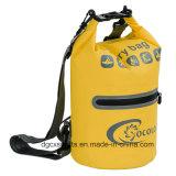 Logotipo personalizado de alta qualidade repelente de água Saco seca por grosso