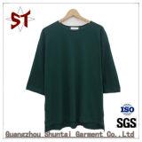 Vendas superior T-shirt Curta Casual unissexo para