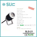 Новая технология LED акцентного освещения с помощью черных пятен