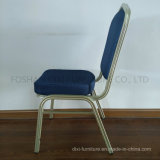 Gaststätte-Möbel-Hotel-Bankett-Aluminiumkronen-Rückseiten-Form-Schaumgummi-Stuhl