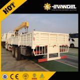 8 hydraulischer Kran des Tonnen-LKW eingehangener Kran-Sq8sk3q