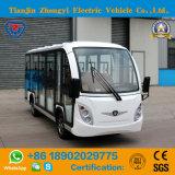 Автомобиль Seater новой конструкции 14 электрический Enclosed Sightseeing с высоким качеством