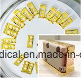 Микро- машина удаления волос лазера диода Channnel 808nm