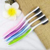 Зубная щетка популярной щетинки угля оптовой продажи конструкции Bamboo взрослый устно чистая