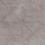 De construcción del material del cemento del diseño azulejo de suelo esmaltado resbalón de la porcelana no