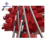 El manguito de goma industrial de alta presión del petróleo para Bop API 16D