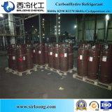 Изобутан хладоагента очищенности 99.9% газа изобутана R600A для сбывания