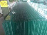 4mm gemildert/Hartglas für Gartenbau-Gewächshaus-Projekt