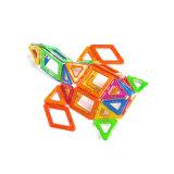 62PCS 3D 희토류 자석과 아BS를 가진 교육 자석 아기 장난감