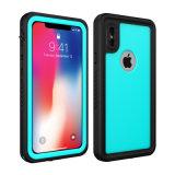 Caja del teléfono de la alta calidad TPU de Colorfol para el iPhone