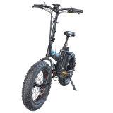 [فولدبل] [بورتبل] [1400و] بالغ مدينة كهربائيّة يطوي درّاجة مع دوّاسة