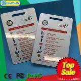 13.56Мгц ПВХ Smart RFID считыватель MIFARE Classic 4K карты ID эмблемы