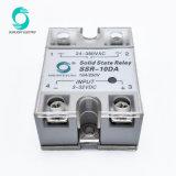 Worldsunlight elektrisches SSR-10da 220V Relais-variables Festkörperrelais-Relais