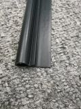 Alluminio/alluminio 6061 parte della lega con anodizzazione nera