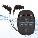 Wasserdichter Klipp-unterstützte beweglicher Musik-Spieler FM des Sport-MP3-Player-8GB
