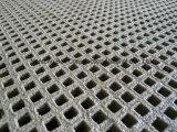 Panel de rejilla de fibra de vidrio, GRP/rejilla de plástico reforzado con fibra de pasarela, la Plataforma de Glassfiber, moldeado rejillas.
