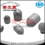 Boutons cimentés de carbure de tungstène pour les morceaux Drilling d'exploitation