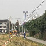 30W de zonneStraatlantaarn IP67, IP68 maakt 3 van de Garantie waterdicht Jaar van de Fabrikant van China