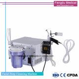 O peeling de jacto de oxigénio da água da máquina do cuidado da pele