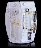 아크릴 보석 진열장 회귀 선반 전시를 자전하는 360 도