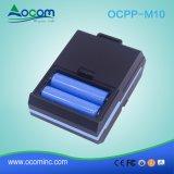 Impressora móvel térmica portátil de Ocpp-M10 58mm mini Bluetooth