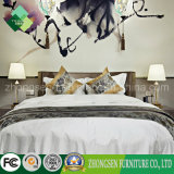 Комплект спальни звезды китайского типа 5 мебели гостиницы (ZSTF-22)