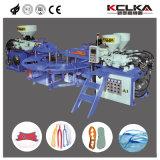 TPR 2 цветных ступням машины литьевого формования