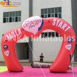 Partie de la location de décorations Arch Inflatable Archway Outdoor Tous les imprimés