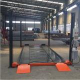 Подъем столба оборудования мастерской 4 цены подъема автомобиля оборудования мастерской автомобиля механически