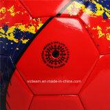 Tamaño de impresión personalizado de formación 5 Balón de fútbol de cuero