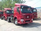販売のためのHOWO 4X2 20-30tのトラクターのトラック
