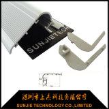 Profilo dell'alluminio di illuminazione di punto della scala del LED montato superficie