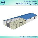 Estrutura de aço House Design de Fabricação