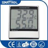 Förderndes großes LCD-Bildschirmanzeige-Digital-Thermometer-Hygrometer Jw-90
