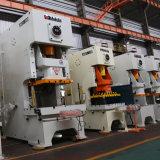 Máquina de perfuração de carimbo de aço mecânica da imprensa de potência Jh21-125