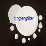 Membrana de cristal compuesta del filtro de Filber del papel de filtro del vidrio de fibra