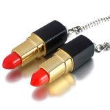 Привод пер USB изготовленный на заказ губной помады логоса внезапный (YT-1139)