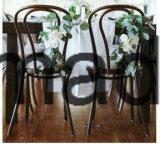 Mariage en plein air des chaises en bois de style américain chaise en bois massif (M-X3469)