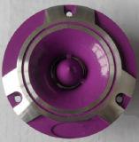 25,4 мм красочных алюминиевых высокочастотного громкоговорителя