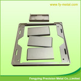 Accessori interni di alluminio lavoranti della guarnizione di CNC