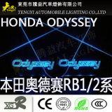 LEDのHonda Odyssey Rb1-2 NボックスJf1-2seriesのための自動車の窓ライトロゴのパネル・ランプ