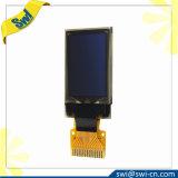 Interfaz blanco 4-Wire Spi del soporte de la pantalla 48X64 de la fuente SSD1306 0.71 pulgadas OLED