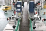 Автоматическое Front&Back встает на сторону машина для прикрепления этикеток чонсервных банк бутылки