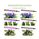 10W leiden kweken de Lichte Lampen van de Installatie van de Tuin Bloeiende Flexibele leiden Lichte Klem kweken